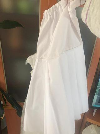 a0736807e Vestido comunión de segunda mano - 2019 - en Vigo en WALLAPOP