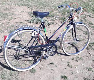 bicicleta Rieju antigua