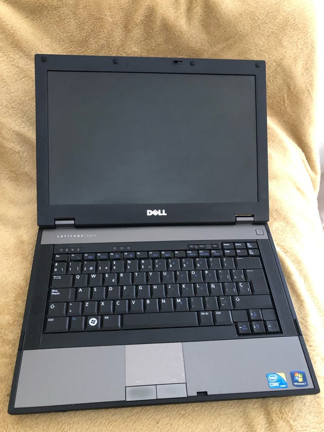 Dell portátil E5410