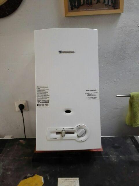 calentador agua