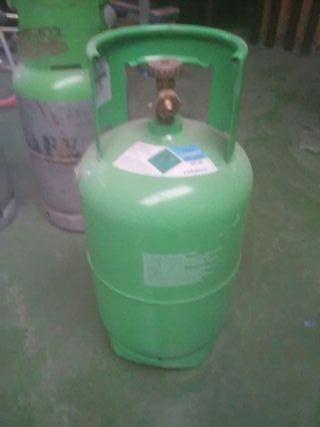 bombonas gas r134 vacias