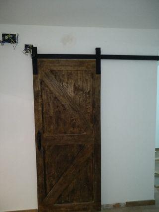 puertas correderas espectacular!!!