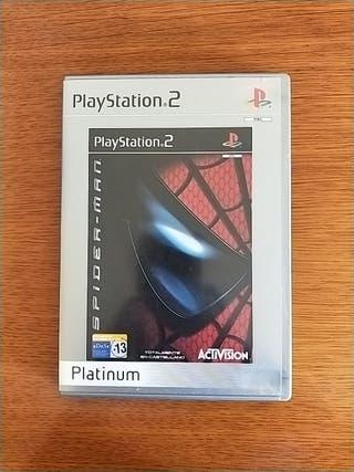Spiderman ps2