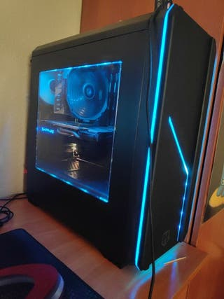 Ordenador Pc Gaming ultima generacion