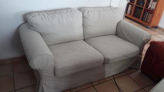 Sofá de Ikea Ektorp 2 plazas