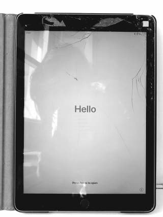 iPad Air 2 64GB pantalla rota