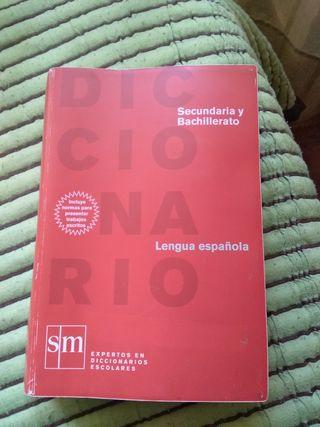 Diccionario de la Lengua Española EDITORIAL SM