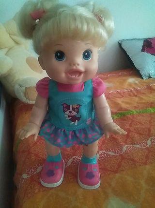 Muñeca Baby Aliwe