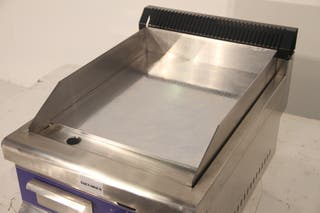 Plancha gas sobremesa cromoduro 40x58 cm