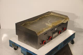 Plancha gas snack acero 110x56 cm