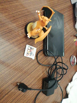 Nintendo 3Ds+super smash bros+amibo
