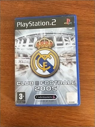 Club Football 2005 ps2