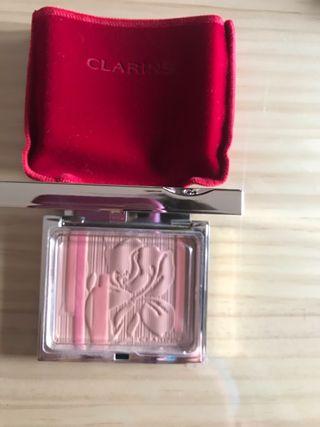 Polvos compactos Clarins