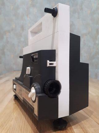 Proyector Bianchi super 8 K6.