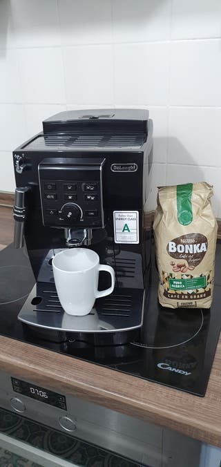 cafetera delonghi automatica