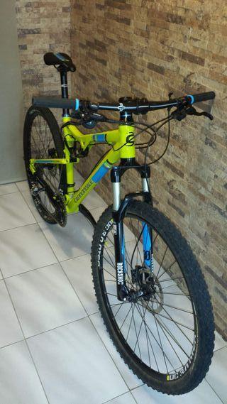 Bicicleta montaña Cannondale