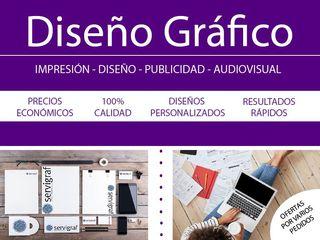 Diseño, Publicidad, Impresión y Audiovisual