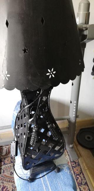 lampara forja