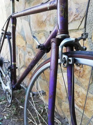 Bicicleta carretera vintage Razesa