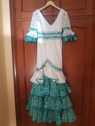 Traje flamenca diseño
