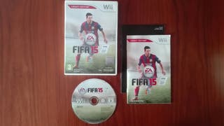 Juego Wii FIFA 15 Legacy Edition