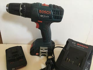 Taladro batería 18v Bosch