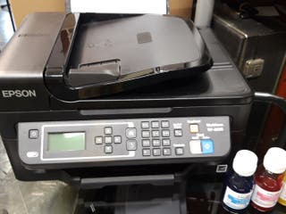 impresora de sublimación Epson Workforce WF-2630