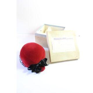 Antiguo sombrero de señora