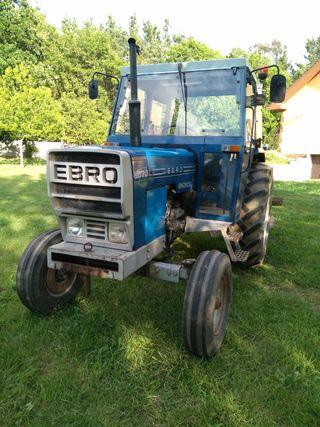 Vendo tractor Ebro 6070