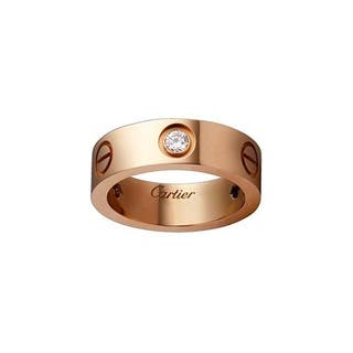 Anillo Cartier Love Oro