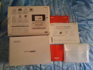 Caja Nintendo 3DS