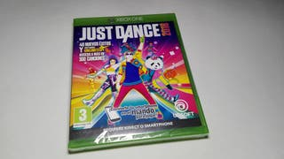 JUST DANCE 2018 ( XBOX ONE - ESP) PRECINTADO!