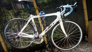 Bici Carbono Exclusiva