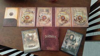Trilogia El Señor de los Anillos DVD