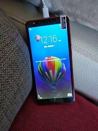 móvil Android nuevo