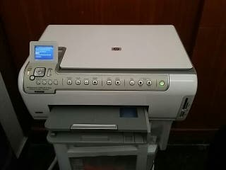 HP Photosmart C5180 All-in-One