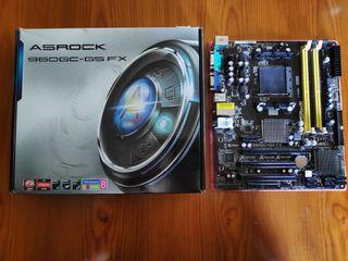 Placa Base AsRock 960GC-GS FX