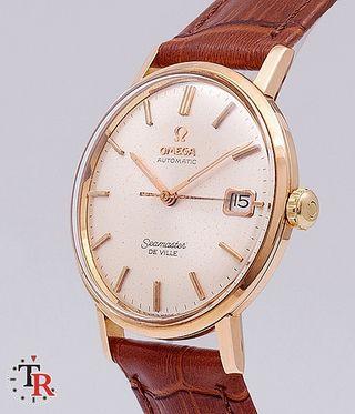 cc7bd64c4ba7 Reloj Omega de segunda mano en Madrid en WALLAPOP