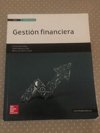 Libro de texto Gestión Financiera