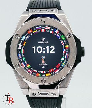3c805822a4e5 Reloj Hublot de segunda mano en Madrid en WALLAPOP