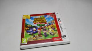 ANIMAL CROSSING - NEW LEAF ( NINTENDO 3DS - 2DS )