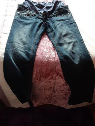 pantalones premama talla 40