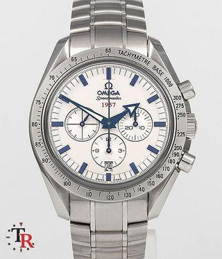 7d9b6c98d202 Reloj Omega Speedmaster de segunda mano en Madrid en WALLAPOP