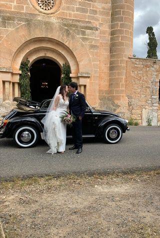 Escarabajo para bodas