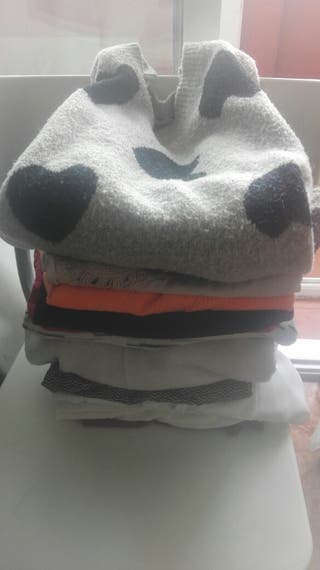 bolsa kilos ropa, toda la ropa de mi cuenta