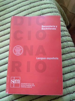 (2) Diccionario de la Lengua Española EDITORIAL SM