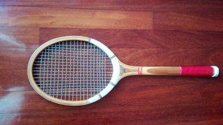 Raqueta Tenis VINTAGE Raquetas palas deporte