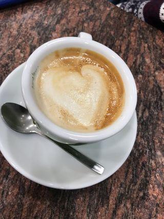 Traspaso café-horno- panadería