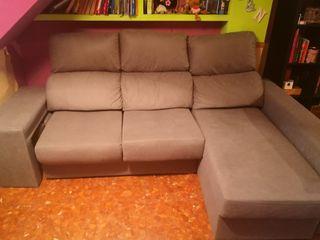 Sofa chaislonge