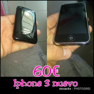 I phone 3 sin uso